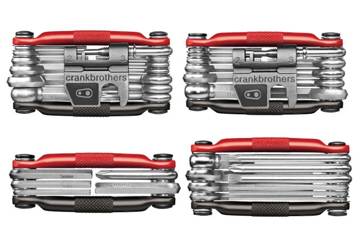 クランクブラザーズ multi tool(上段左より19、17、下段左より5、9)