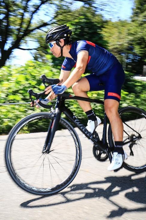 「脚当たりがよく長距離を乗っても疲れにくい。ロングライドにぴったりのバイク」奥村貴(正屋)