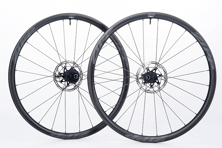 ジップ 202 NSW Carbon Clincher Tubeless Disc-brake