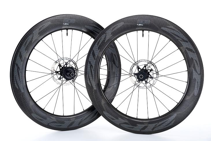 ジップ 808 NSW Carbon Clincher Tubeless Disc-brake