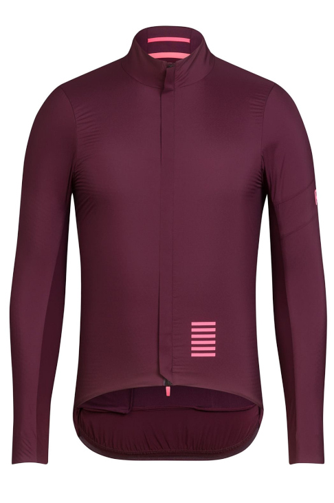 Rapha  Pro Team Insulated Jacket(Rich Burgundy)
