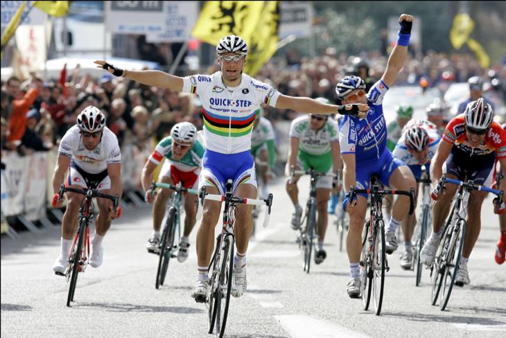 若かりし頃のトム・ボーネン(ベルギー)の走りを支えたタイム