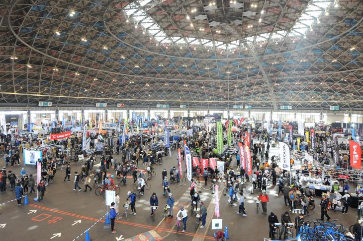 5回目を数えるスポーツサイクル展示会「名古屋サイクルトレンド」ポートメッセなごやが自転車熱に埋まる2日間