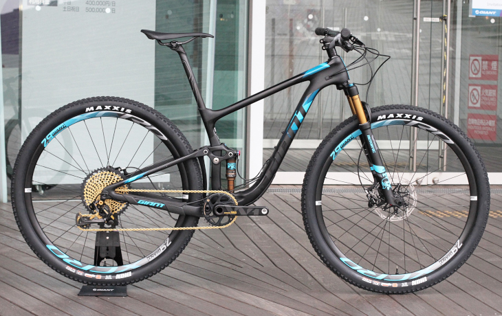ジャイアント ANTHEM ADVANCED PRO 29ER 0