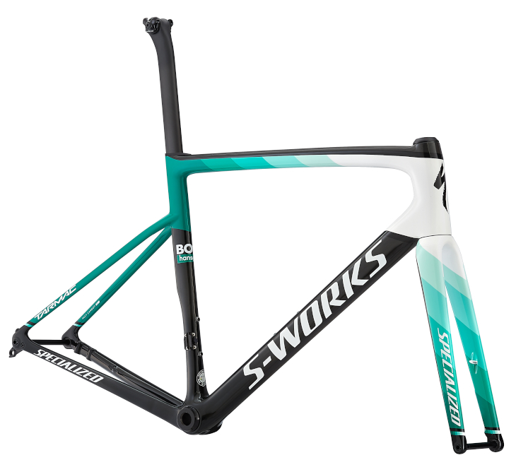 スペシャライズド S-WORKS TARMAC SL6 DISC FRAMESET(TEAM BORA)