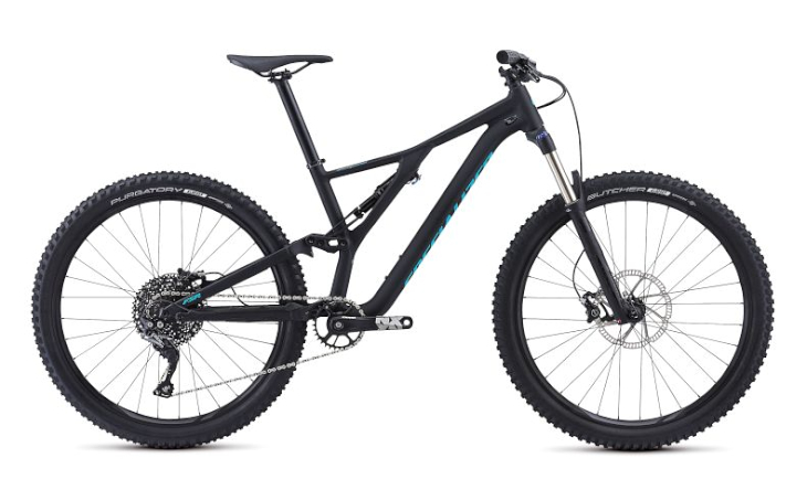スペシャライズド STUMPJUMPER ST ALLOY 27.5(Satin Gloss/Black/Nice Blue)