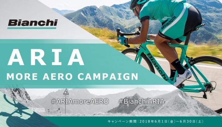ARIA more AERO キャンペーン