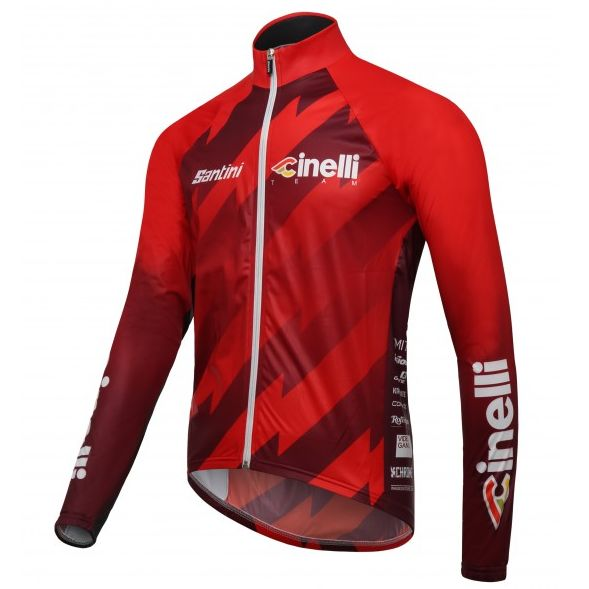 チネリ 2018 Team Cinelli Wind Jacket