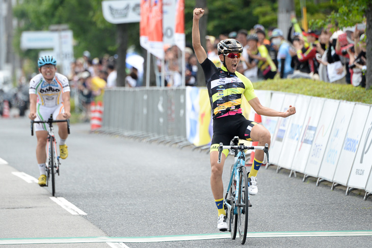 E1・2組 伊藤翔吾(eNShare Cycling Team)