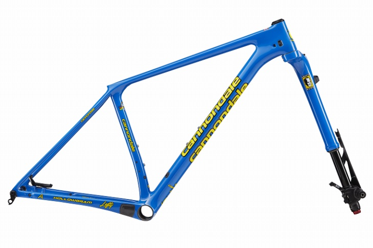キャノンデール F-Si THROWBACK FRAMESETS(Blue)