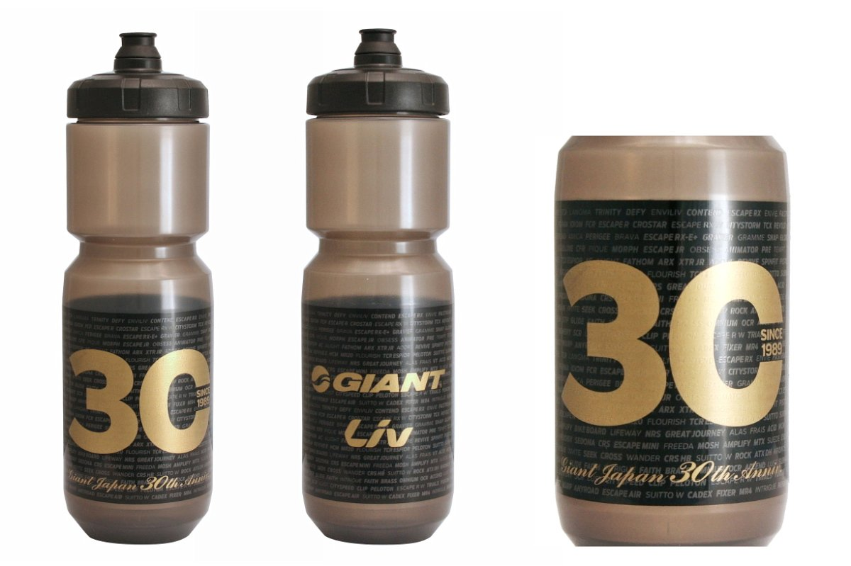 GIANT JAPAN 30TH ANNIVERSARY BOTTLE