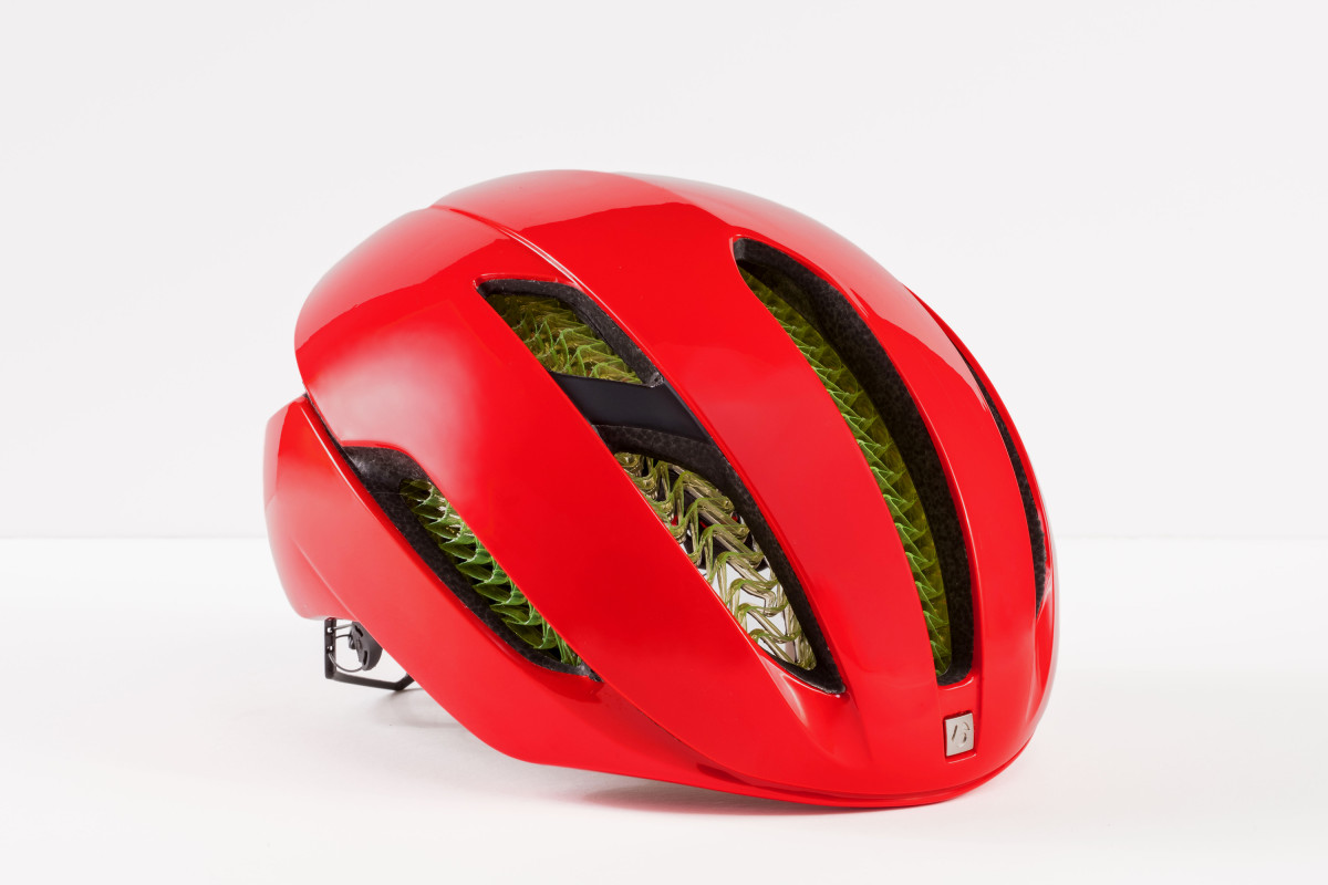 ボントレガー XXX WaveCel Helmet AsiaFit Red