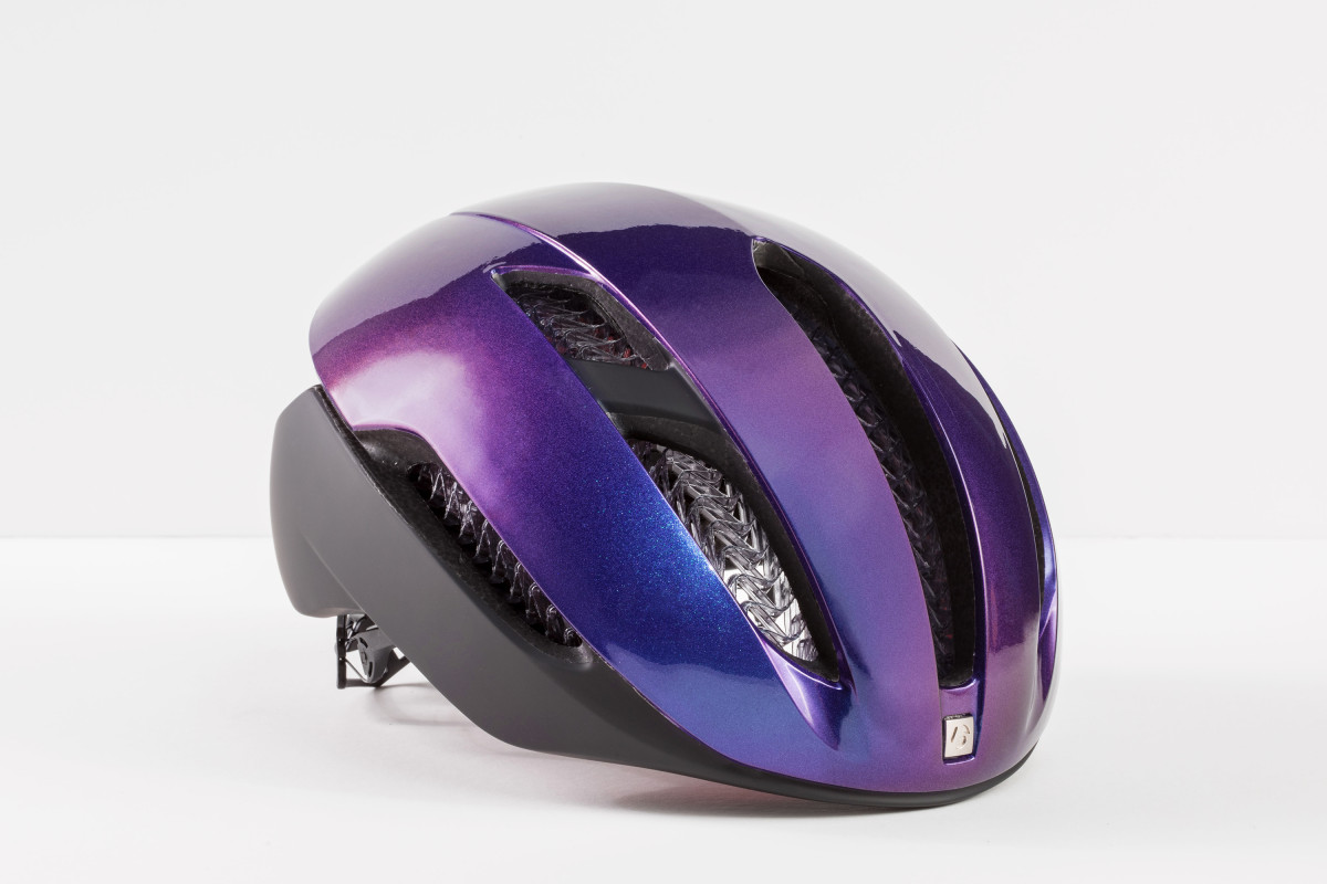 ボントレガー XXX WaveCel Helmet AsiaFit Purple Phase