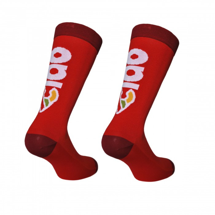 チネリ Ciao Red Socks