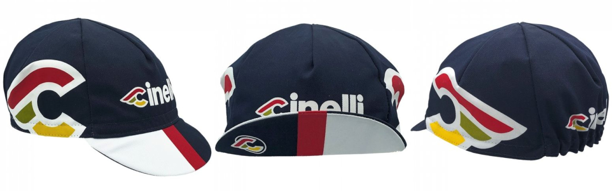 チネリ Team Cinelli 2019 Cap