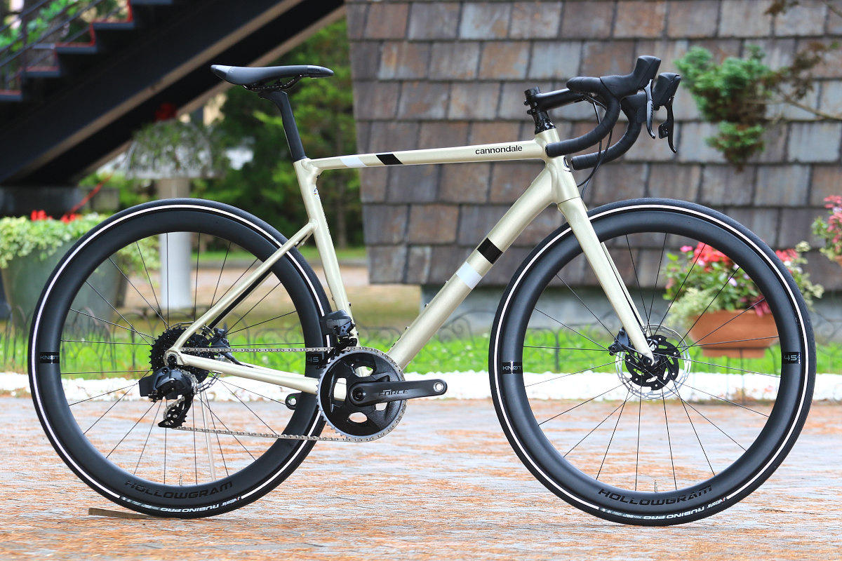 CAAD13 Disc Force eTap AXSを試乗車として各サイズ用意
