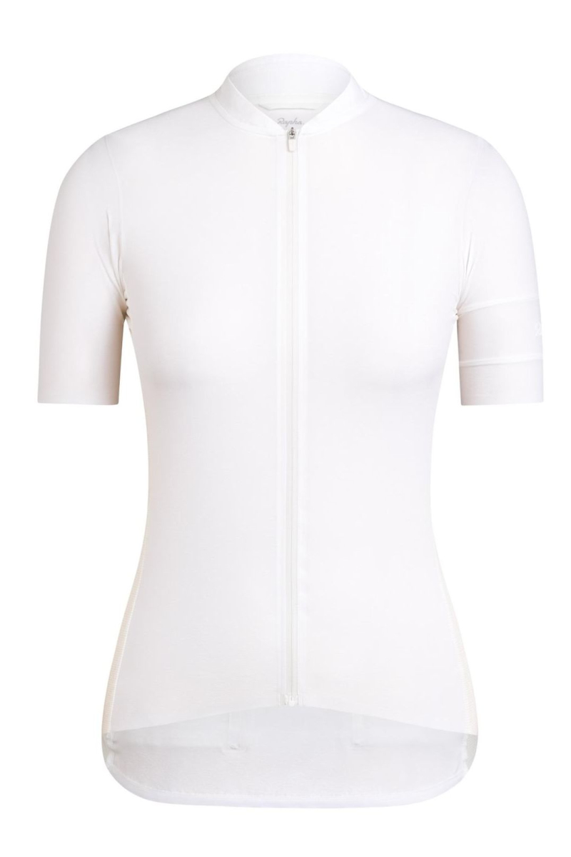 Rapha WOMEN'S SILK JERSEY(ホワイト)