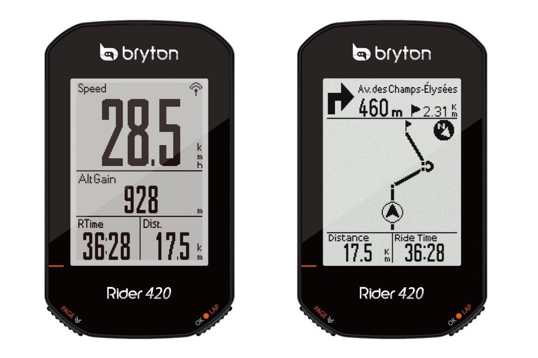 ブライトン Rider420