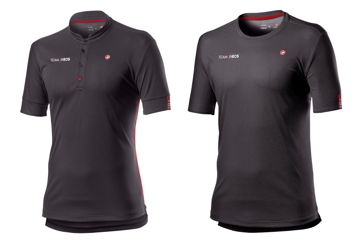 TECH POLO&TECH T-SHIRT
