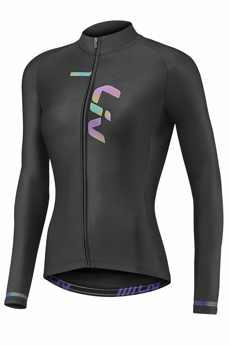 Liv RACE DAY MID THERMAL LS JERSEY
