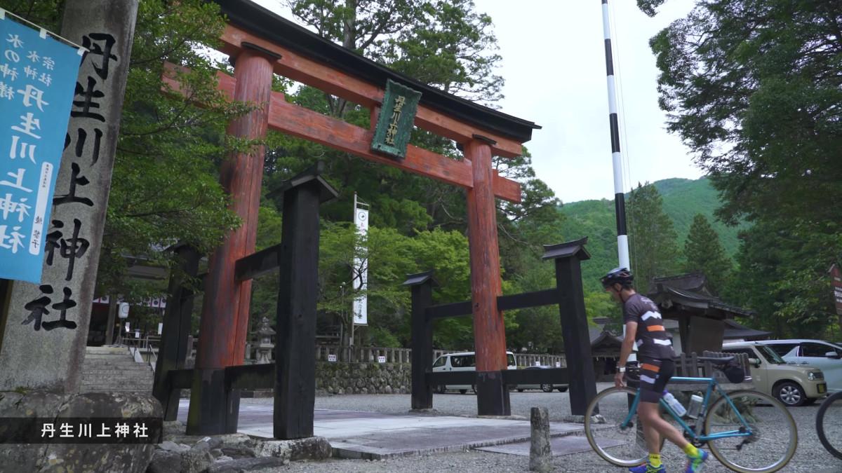 威厳のある川上神社