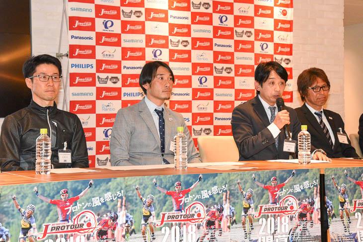 片山右京氏率いるJBCF新体制 自転車競技の普及と層の拡大を目指す5年のロードマップ - 全日本実業団自転車競技連盟 事業方針発表会