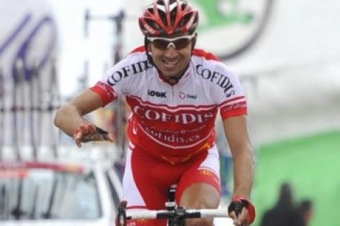 モンクティエが4年連続のブエルタ山岳勝利 ウィギンズがマイヨロホを引き継ぐ