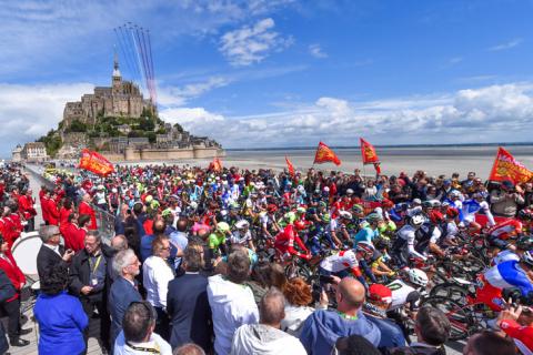 NHK BS1 1週間ごとツールを振り返る「ウィークリー ツール・ド・フランス」を放送