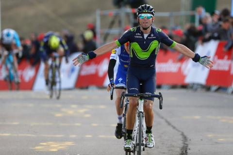 クイーンステージの1級山頂フィニッシュでバルベルデがリベンジ達成